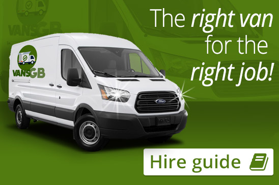 help choosing a hire van