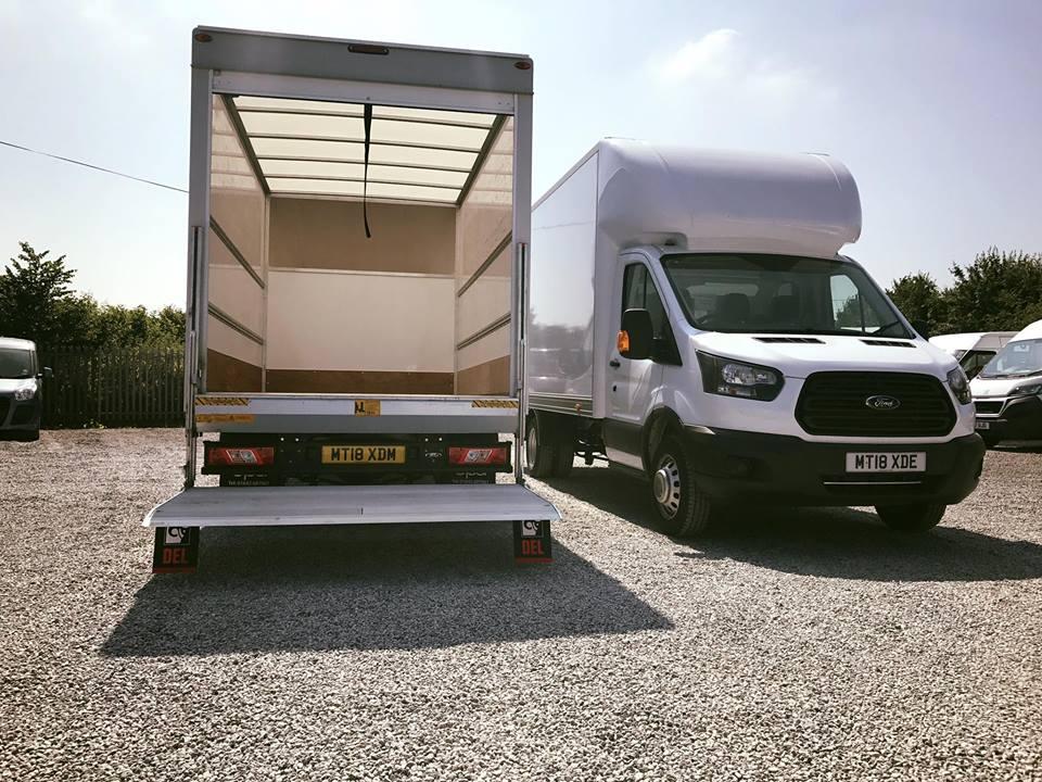new luton van hire