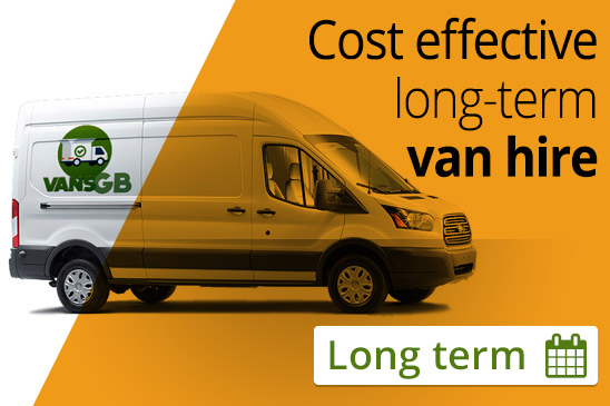 long term van hire