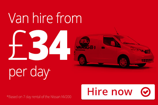 van hire offers