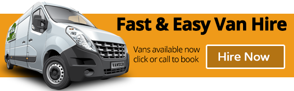 Van hire in Paulton