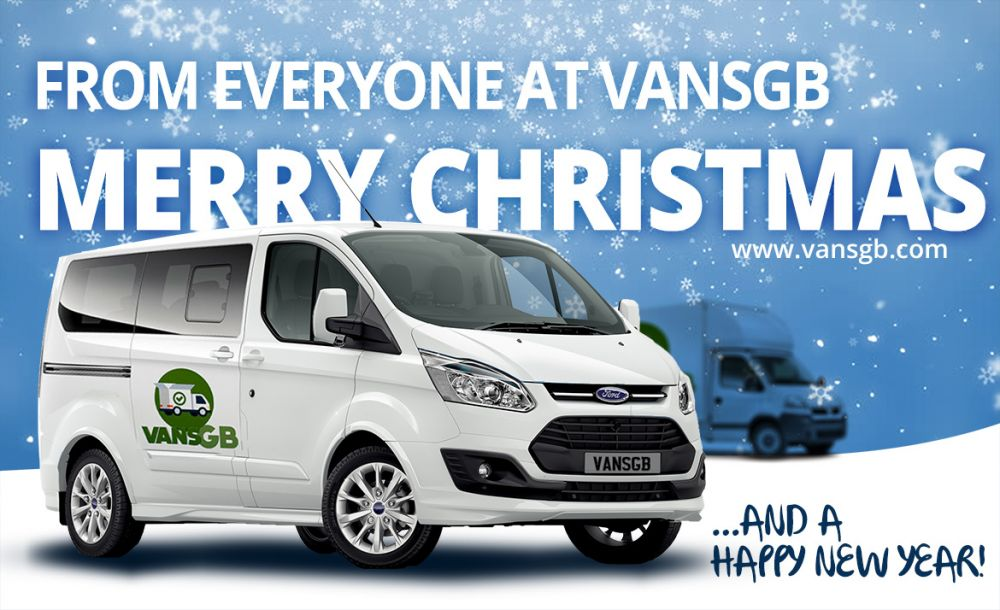 Merry Christmas from VansGB